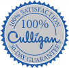 Culligan 100% Satisfaction Guarantee