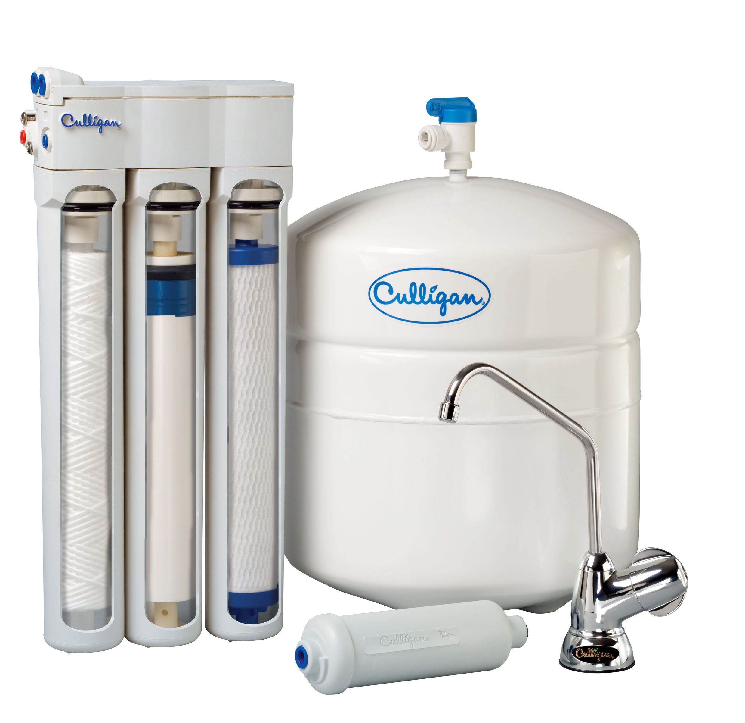 Culligan AC-30 Reverse Osmosis Drinking Water System
